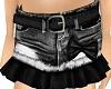 <3K}Gray skirt
