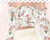 e Hand Sewn - Floral