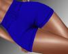 Elegant Shorts- Blue