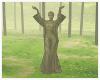 🏰 Pagan Statue