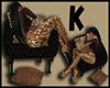 F Sleep Chair Black Leo