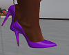 FG~ Pumps Purple