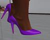 FG~ Pumps Purple