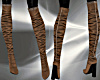 T- Long Boots brown RL