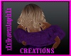 FoxyNight Purple Fur