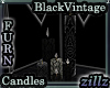 [zllz]Black Floor Candle