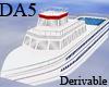 (A) Cruise Ship