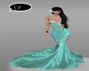 NM tosca gown