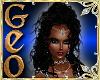 Geo Doro Black silver