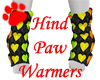 H-Paw Warmers - Rainbow