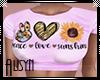 Peace love Sunshiine T
