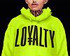 LOYALTY HOODIE 2