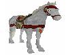 Pale Grey horse