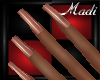 Elegant Copper Nails