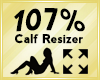 Calf Scaler 107%