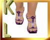 KL*LilacShoes
