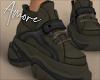 $ Khaki Sneakers