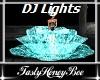 DJ Rose Lights Aqua