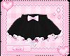 princess ruffled skirt