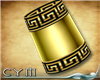 Cym Greek Bracelet L