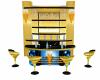 gold bar,shining