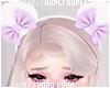 Cute Bows Pompoms