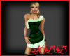 KyD Green Cutie Dress