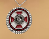 knights templar necklace