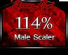 [💋] Scaler 114%