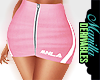 ! M - Pink Mini Skirt
