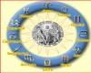 Astrological rug