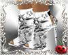 CH  Wihte Crunchy Shoes