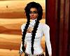 Kari long black braids