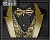 *Kc*Black aurous tuxedo