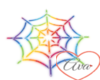 Neon Cobweb Rainbow