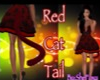 Red Cat Tail