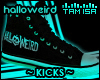 ! Halloweird - Kicks
