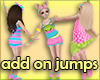 3 Jumps for Trampoline
