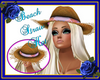 Beach Straw Hat F