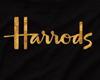 black Harrods Crewneck