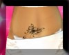 BUTTERFLY BELLY TATTOO3