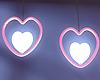 Heart Celing Lights