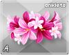 A| Lani Flower Anklets 2