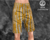 >ZL0< Banana Shorts