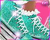glitter hightop | v1