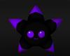 Kitsu-Star (Purple)