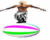 multi color water ball