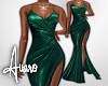 Evening Gown ~ Green 9