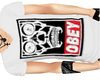 OBey White Top