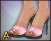 -A- Pink Beach heels